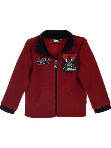 """Star Wars Fleece vest """"Star Wars"""" bordeaux"""