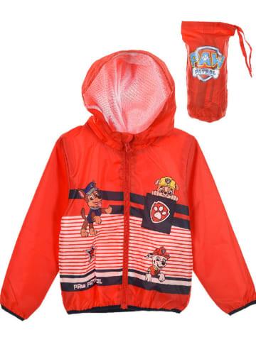 """Paw Patrol Kurtka przejściowa """"Paw Patrol"""" w kolorze czerwonym"""