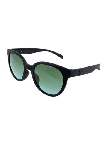 Adidas Damskie okulary przeciwsłoneczne w kolorze czarnym