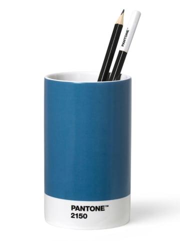 COPENHAGEN.DESIGN Stifteköcher in Blau - (H)11 x Ø 5 cm