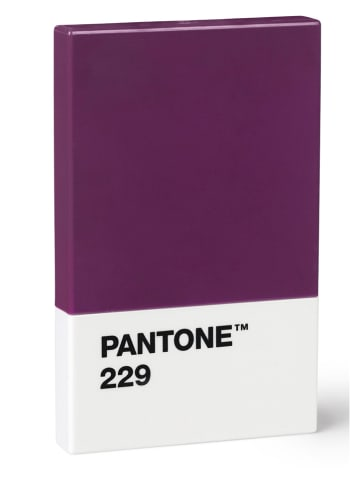 COPENHAGEN.DESIGN Osłona w kolorze fioletowym na karty kredytowe - 9,5 x 6 cm