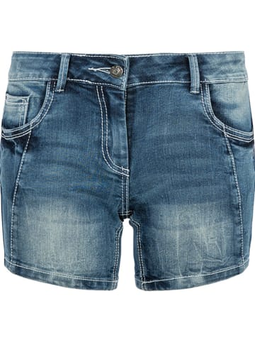 Million X Jeansshorts in Blau