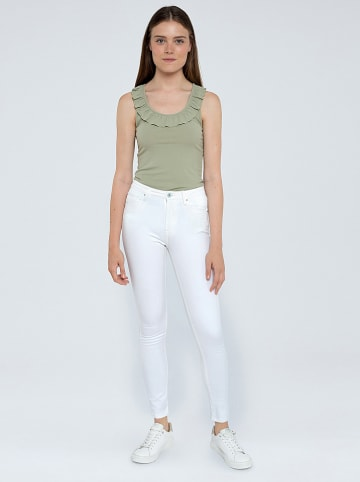 "Pepe Jeans Jeans ""Regent"" - Skinny fit - in Weiß"