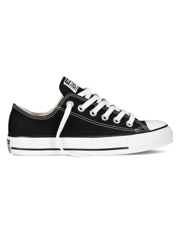 "Converse Sneakers ""All Star Low"" in Schwarz"