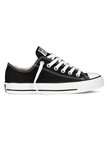"""Converse Sneakersy """"All Star Low"""" w kolorze czarnym"""