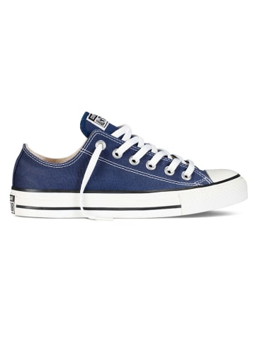 "Converse Sneakers ""All Star Low"" in Dunkelblau"