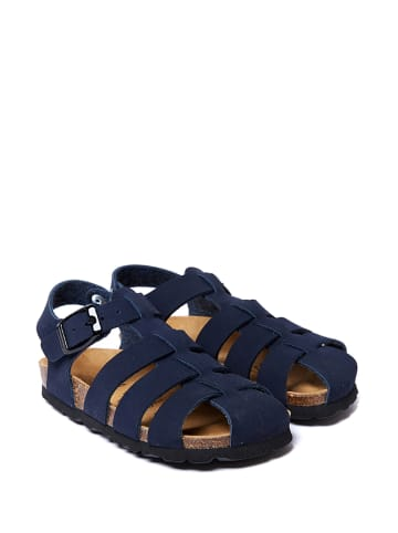 Mandel Sandalen donkerblauw