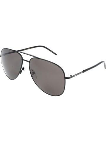 Marc Jacobs Herren-Sonnenbrille in Schwarz/ Grau