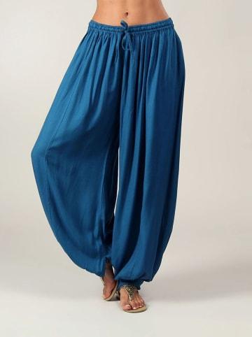 Aller Simplement Spodnie w kolorze morskim