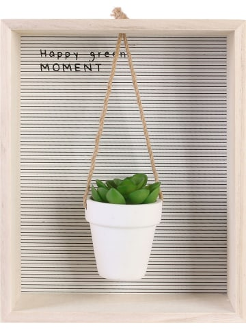 Garden Spirit Decoratief frame naturel - (B)20 x (H)25 x (D)8 cm