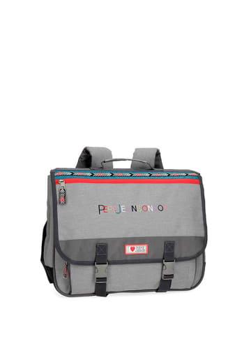 Pepe Jeans Plecak w kolorze szarym - (S)30,5 x (W)39,5 x (G)16,5 cm