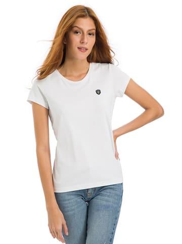 Galvanni Shirt in Weiß