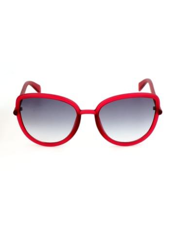 Max&Co Damen-Sonnenbrille in Rot/ Grau