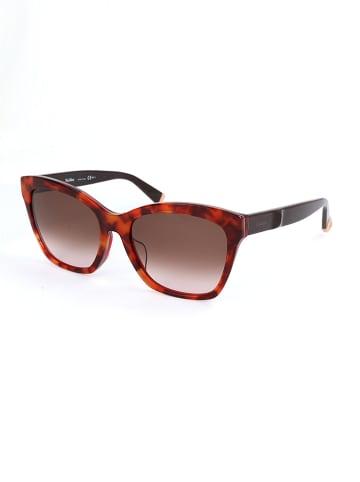 Max Mara Damen-Sonnenbrille in Braun