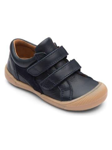 """Bundgaard Leren sneakers """"Gall"""" donkerblauw"""