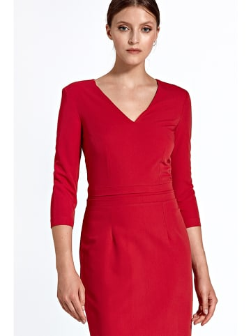 Colett Colett Knielange Kleider (Midi)  in rot