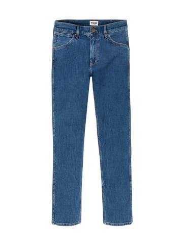 Wrangler Spijkerbroek - regular fit - blauw