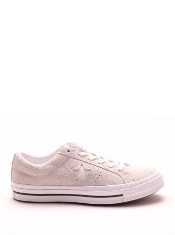 """Converse Leren sneakers """"One Star"""" beige"""