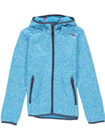 CMP Fleece vest lichtblauw
