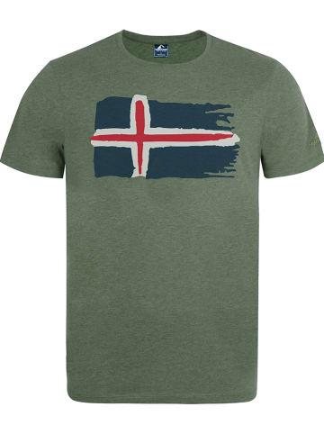 """Westfjord Koszulka """"Hekla"""" w kolorze zielonym"""