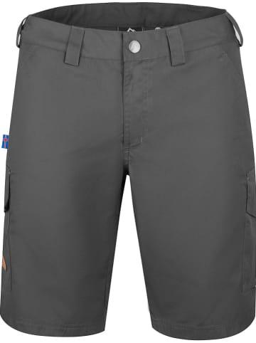 "Westfjord Shorts ""Krafla"" in Grau"