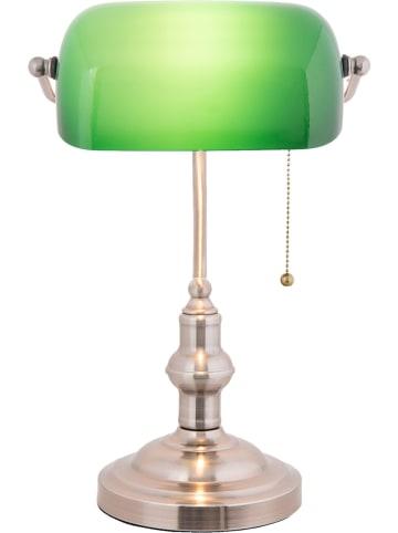 LumiLamp Tafellamp groen - (H)41 cm