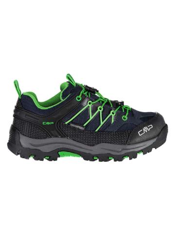 "CMP Trekkingschoenen ""Rigel"" zwart/donkerblauw/groen"