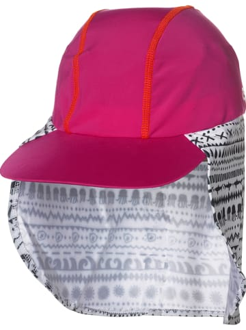 """Isbjörn Czapka """"Candy Bar"""" w kolorze różowym"""