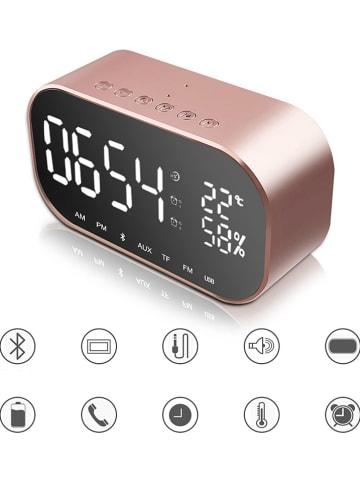 SmartCase Bluetooth radiowekker rosé