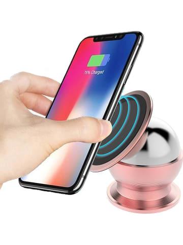 SmartCase Autoventilatierooster-smartphonehouder rosé