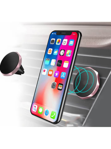 SmartCase Uchwyt w kolorze jasnoróżowym na smartfon
