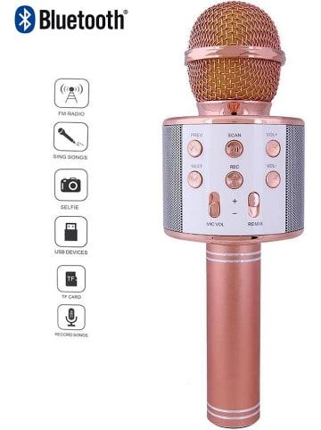 SmartCase Bluetooth microfoon rosé
