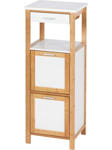 """Wenko Rek """"Finja"""" lichtbruin/wit - (B)34 x (H)89 x (D)30 cm"""