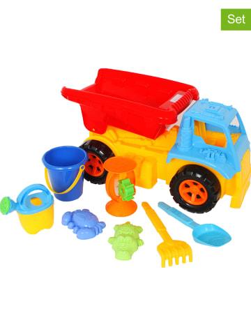 MGM 8-częściowy zestaw zabawek do piaskownicy