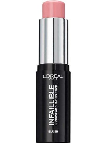"""L'Oréal Paris Rougestick """"Infaillible Blush - 01 Sexy Flush"""", 9 ml"""