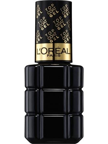 """L'Oréal Paris Top coat """"Color Riche Top Coat Gel Ultime"""" do paznokci - 13,5 ml"""