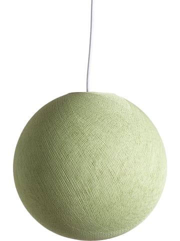 Cotton Ball Lights Hanglamp groen - Ø 36 cm