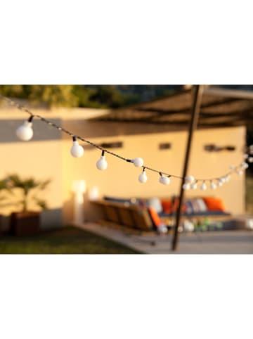 """Lumisky Solarna girlanda LED """"Billy"""" w kolorze ciepłej bieli - dł. 700 cm"""
