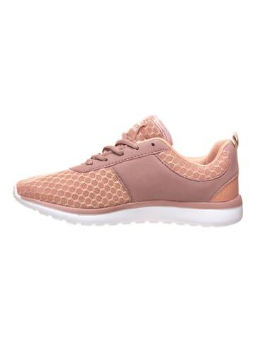 "Kangaroos Sneakers ""Bumpy"" in Rosa"