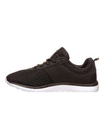 """Kangaroos Sneakers """"Bumpy"""" in Schwarz/ Weiß"""