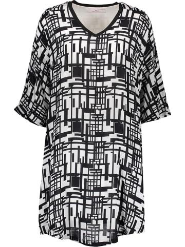 Bellybutton Umstandskleid in Schwarz/ Weiß