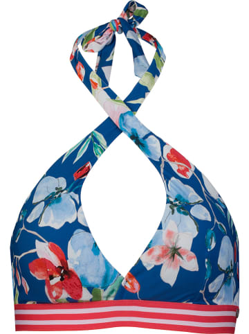 SHORT STORIES Bikini-Oberteil in Blau
