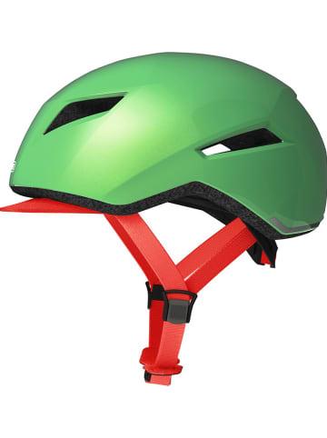 """ABUS Kask rowerowy """"Yadd-I"""" w kolorze zielonym"""