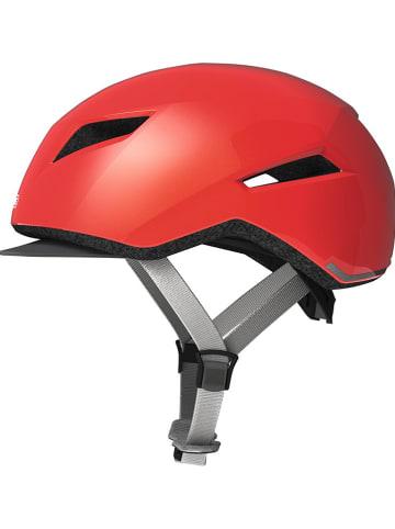 """ABUS Kask rowerowy """"Yadd-I"""" w kolorze czerwonym"""