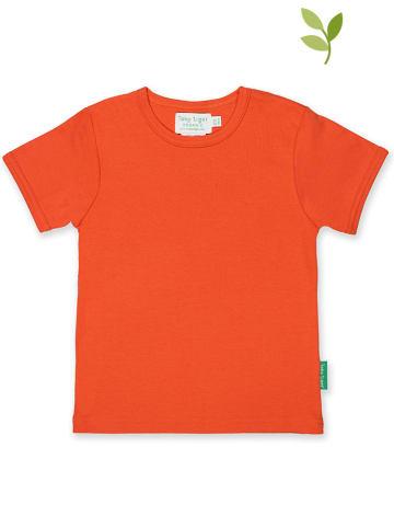 Toby Tiger Koszulka w kolorze pomarańczowym