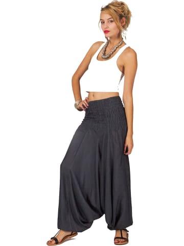 Aller Simplement Spodnie 3w1 w kolorze szarym