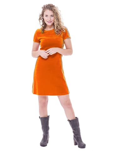 Bakery Ladies Kleid in Orange