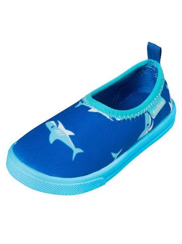 Playshoes Zwemschoenen blauw/turquoise