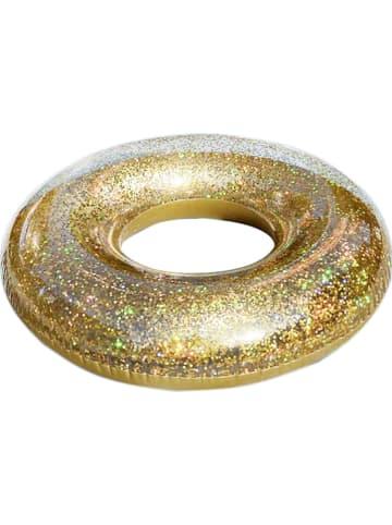 Garden Spirit Zwemband goudkleurig - (H)20 x Ø 82 cm