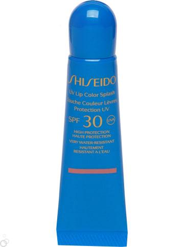 """Shiseido Lippenbalsem """"UV Lip Color Splash SPF 30 - Red"""", 10 ml"""